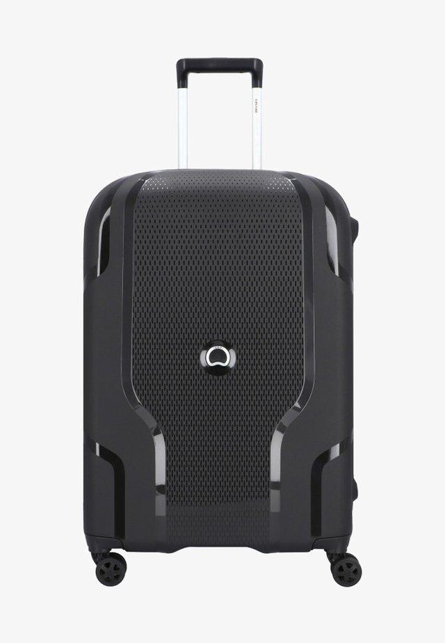 CLAVEL  - Wheeled suitcase - black