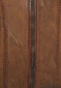 Gipsy - CASCHA LAMOV - Leather jacket - antic brown - 4