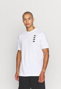 Kappa - JORN - T-Shirt print - bright white - 0