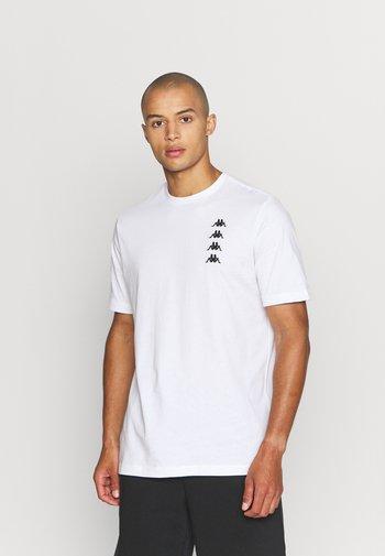 JORN - T-shirt con stampa - bright white