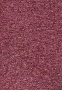 Esprit - Maglietta a manica lunga - bordeaux red - 2