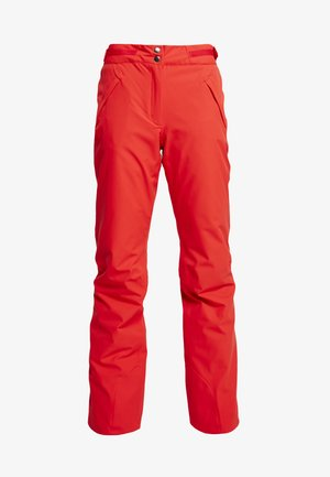 SIERRA PANTS - Pantalon de ski - red