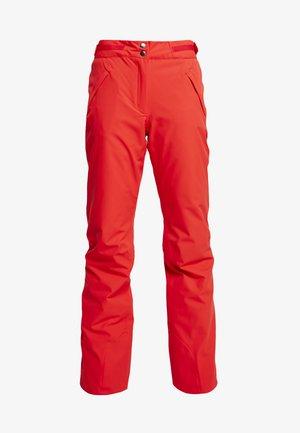 SIERRA PANTS - Pantalón de nieve - red