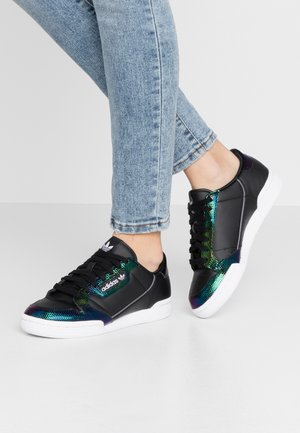 CONTINENTAL 80  - Baskets basses - core black/footwear white/mystery blue