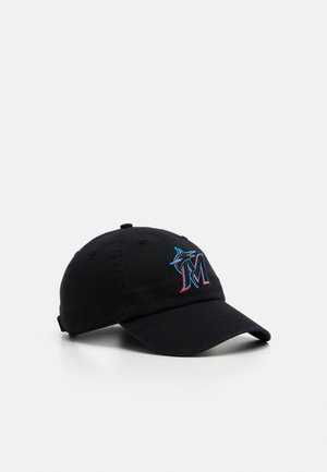 MIAMI MARLINS 47 CLEAN UP UNISEX - Cap - black