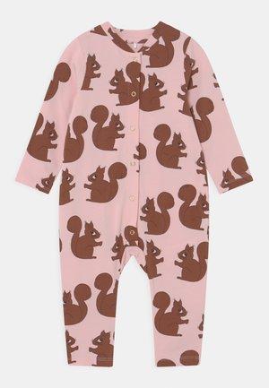 SQUIRRELS - Tuta jumpsuit - pink