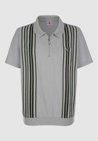Roger Kent - Polo shirt - silbergrau dunkelgrau - 5