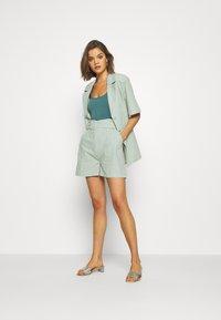 BDG Urban Outfitters - IMOGEN TANK - Topper - pine green - 1