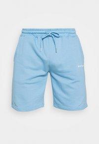 Mennace - BREEZE REGULAR UNISEX - Shortsit - blue - 3