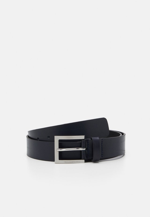 BELT - Skärp - midnight blue