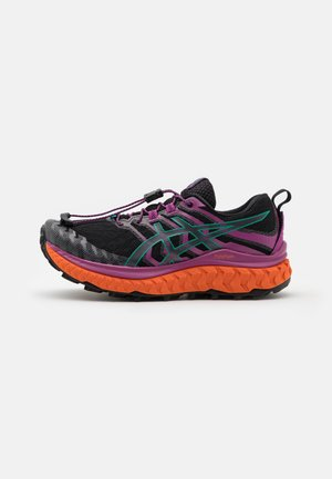 TRABUCO MAX - Zapatillas de trail running - black/digital grape