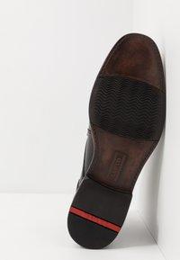 Lloyd - LISSABON - Šněrovací kotníkové boty - schwarz - 4