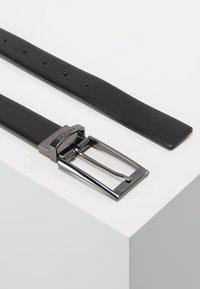 HUGO - ELVIO - Formální pásek - black - 2