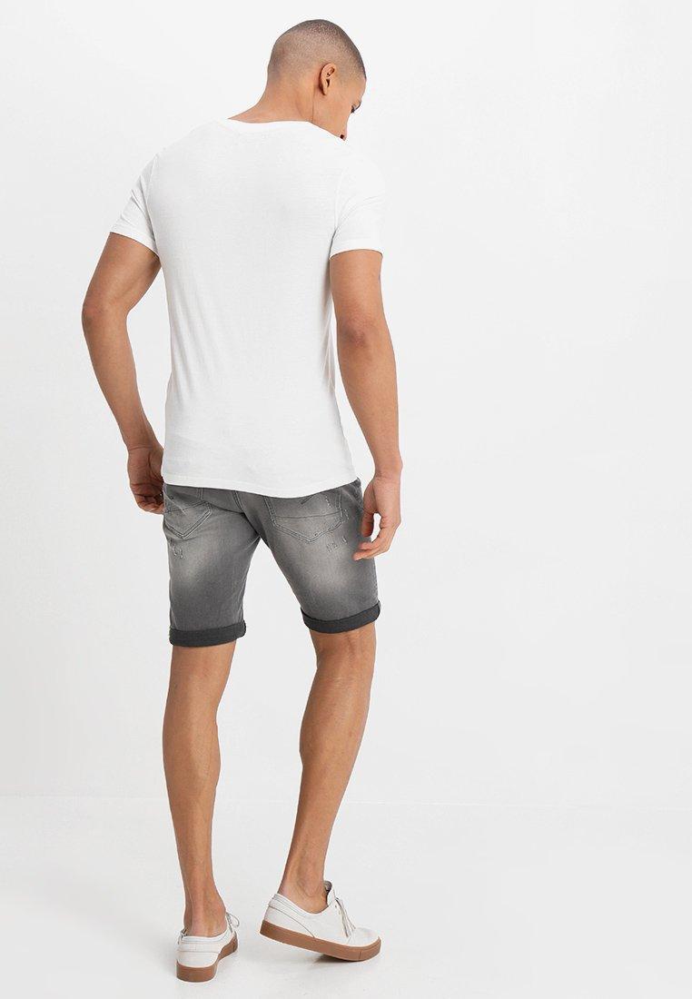 Men 3301 Slim - Denim shorts