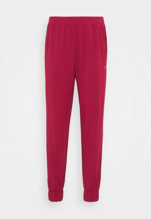 PERFECTLY FIT FLEX JOGGER - Nachtwäsche Hose - deep sea rose