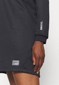 Nike Performance - FC DRESS - Sports dress - black/white - 6