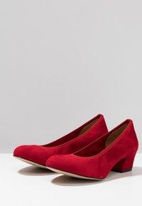 PERLATO - Classic heels - kiss - 4