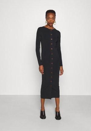SALLEY - Jumper dress - black