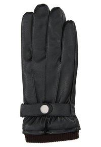 Only & Sons - ONSLARS BUCKLEGLOVE - Fingerhandschuh - black - 1
