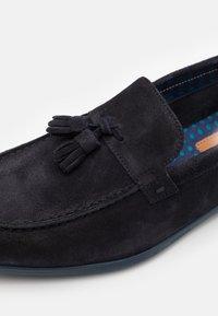 Doucal's - TASSEL - Nazouvací boty - blu - 5