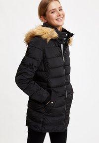 DeFacto - Winter coat - black - 4