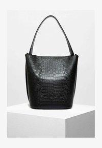 Reiss - Tote bag - black - 1