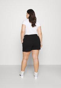 ONLY Carmakoma - CARISSY LIFE - Shorts - black - 2