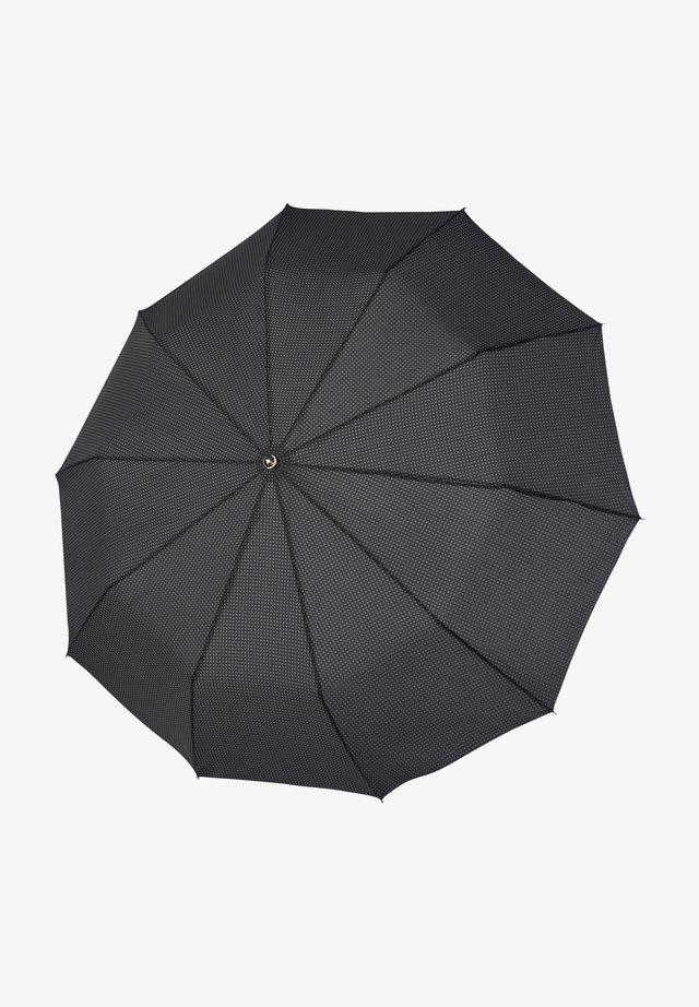 MAGIC - Paraplu - stars black-grey