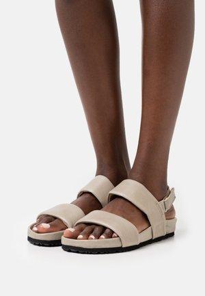 Sandals - sage