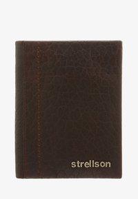 Strellson Premium - WALKER - Wallet - dark brown - 0