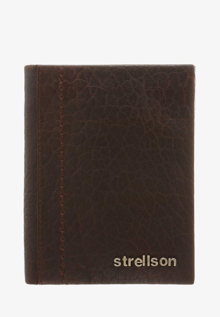 Strellson Premium - WALKER - Wallet - dark brown