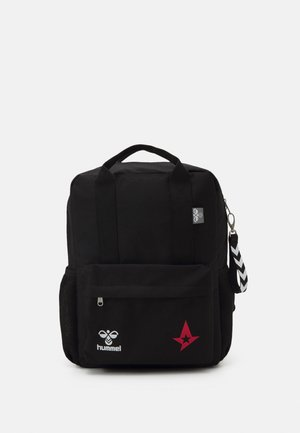 LASTRALIS BACKPACK UNISEX - Batoh - black