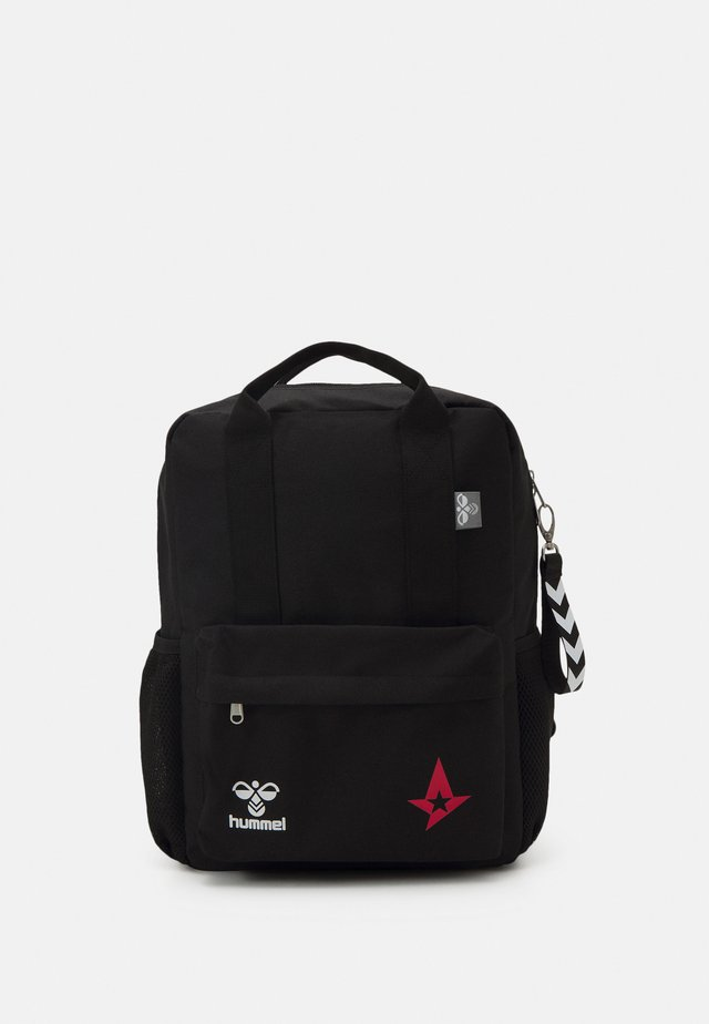 LASTRALIS BACKPACK UNISEX - Reppu - black