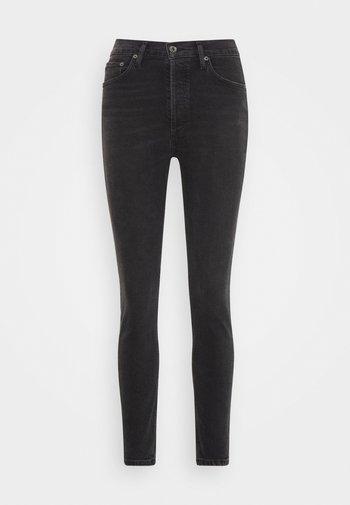 NICO - Slim fit jeans - compilation/washed black
