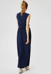 DreiMaster - Maxi dress - blue - 2
