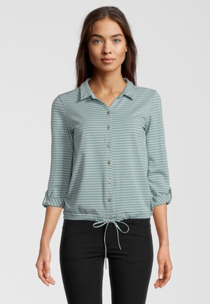 TAWT - Overhemdblouse - blue stripe