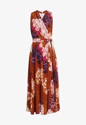 WHITNEY DRESS MAXI - Maxi šaty - orange