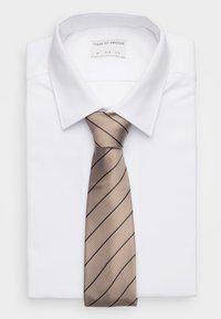 HUGO - Tie - medium beige - 2