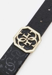 Guess - DILLA NOT PANT BELT - Riem - black/blush - 2