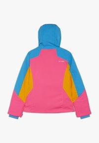 Spyder - GIRLS PIONEER - Lyžařská bunda - bryte bubblegum - 1