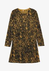 Kids ONLY - KONKIKI ELCOS DRESS  - Jumper dress - golden yellow - 2