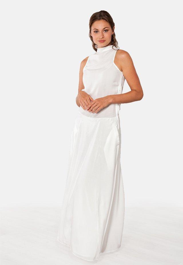 FESTLICHES  - Maxi dress - weiß