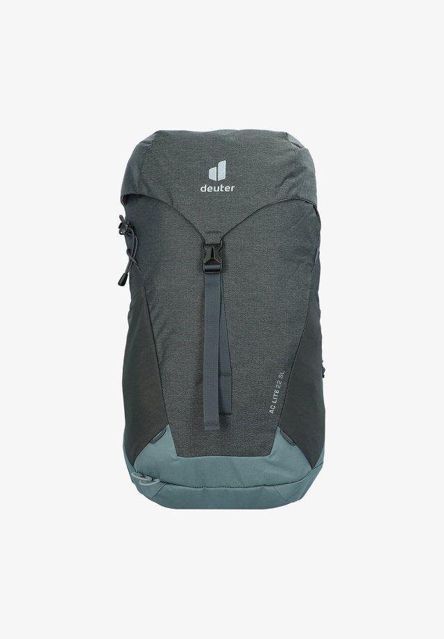 Hiking rucksack - graphite-shale