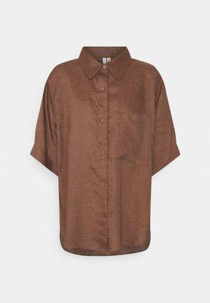 Haut de pyjama - brown