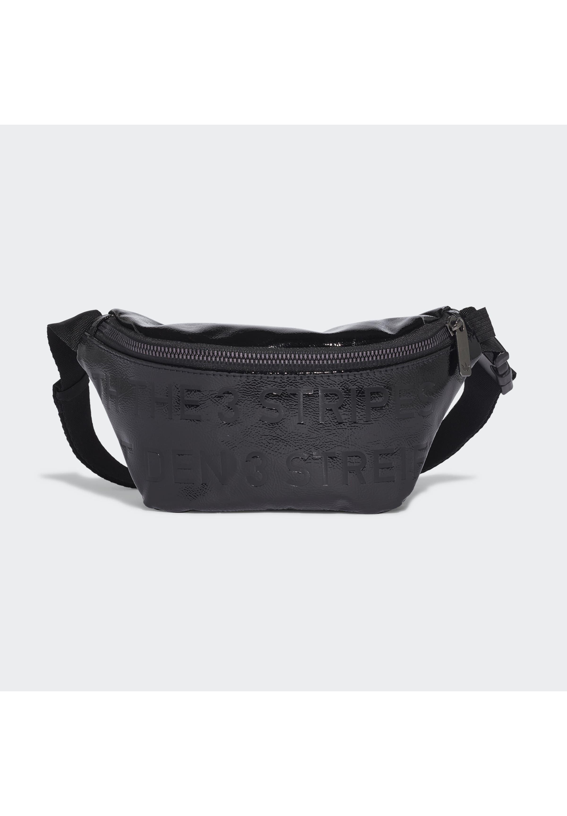 Adidas Originals Waist Bag - Vyölaukku Black