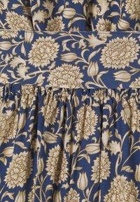 by-bar - LIZ BOMBAY DRESS - Shirt dress - blue - 2