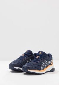 ASICS - GT-1000 9 - Stabilty running shoes - peacoat/white - 3