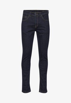 Jean slim - denim raw blue
