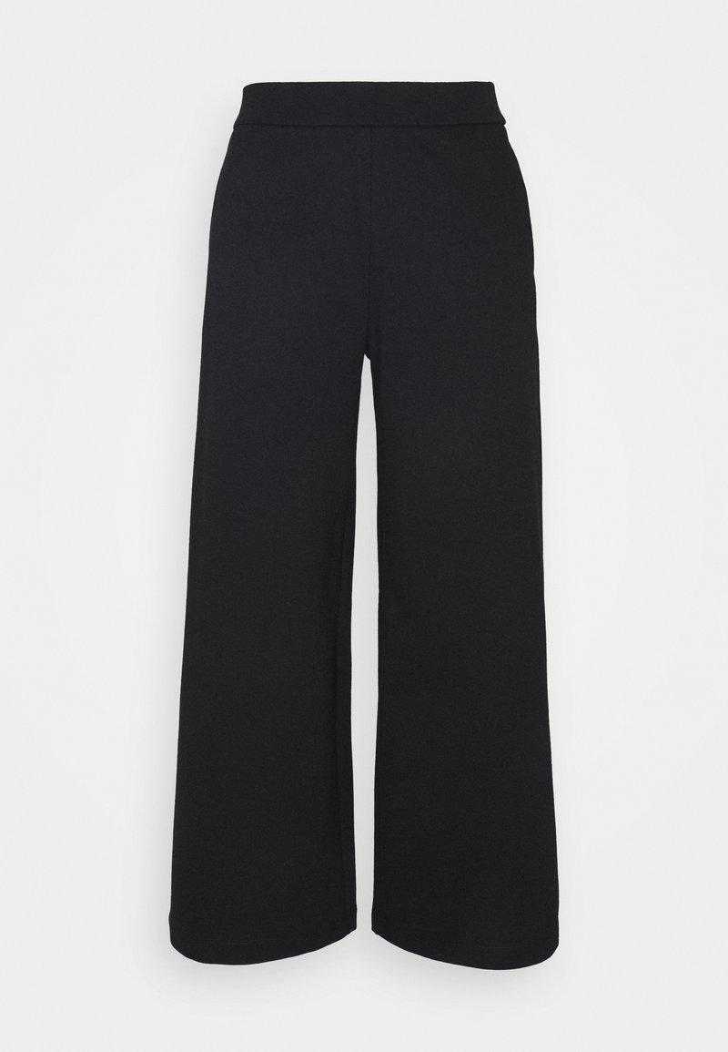 Armani Exchange - TROUSER - Trousers - black