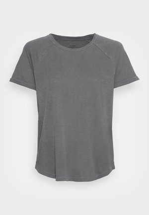 GREATALF WOMAN - Print T-shirt - dark grey